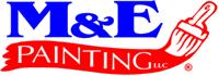 M+E logo